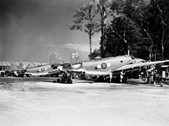 No. 4 Squadron RNZAF - Image: Lockheed PV 1s RNZAF Green Island 1944