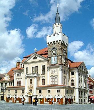 Löbau - Löbau Town hall.