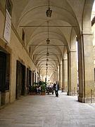 Loge de Vasali a Arezzo