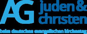 Logo der AG Juden und Christen beim Deutschen Evangelischen Kirchentag