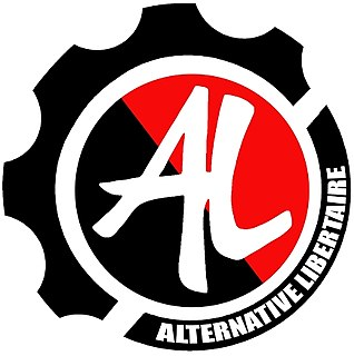 Alternative libertaire French anarchist organization