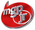Logo for the Melodi Grand Prix Junior – MGPjr.png