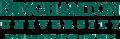 Logo of Binghamton University, State University of New York Transparent.png