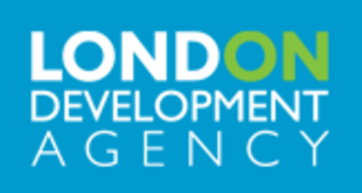 London Development Agency - Image: London Development Agency logo
