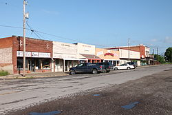 The town of Lone Oak, Texas