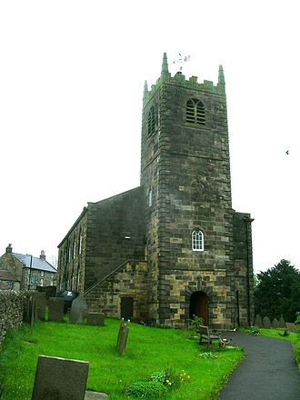 Longnor, Staffordshire - St Bartholomew's Church