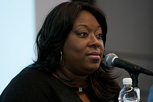 Loni Love - Love at the 2009 Twitter Conference