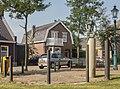 Loon op Zand, sculptuur Doctor van Kesselstraat-Kerkstraat foto6 2015-08-13 16.45.jpg