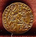 Lorenzo celsi, zecchino, 1361-65.jpg