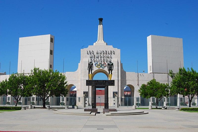 File:Los Angeles Memorial Coliseum.JPG