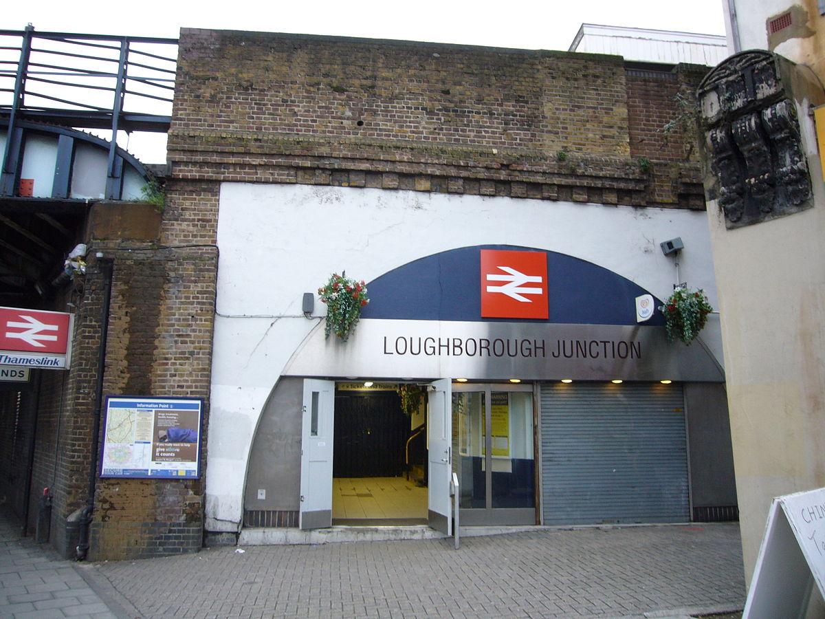 Loughborough Junction - Wikipedia