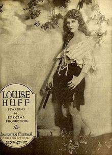 Louise Huff Wikipedia