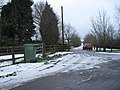 Lower Burston Farm entrance - geograph.org.uk - 1635779.jpg