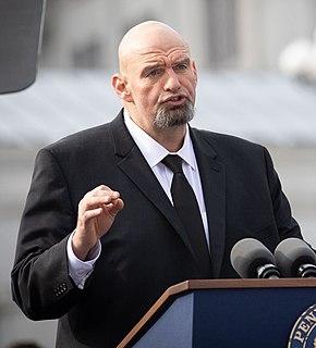 John Fetterman (politician) American mayor