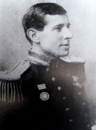 Wiener Riesenrad - Lt. Walter Bassett Bassett (1864-1907), RN, builder of the Wiener Riesenrad