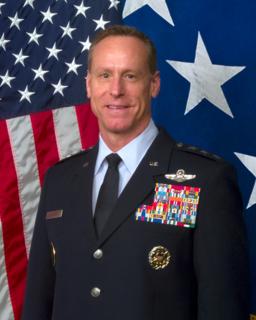 Scott A. Howell American Air Force general