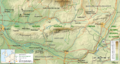 Luberon topographic map-fr.png