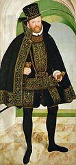 Kurfürst August von Sachsen (1526-1586)