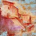 Luci sull'Ara Coeli, acrilico su tela, 60x60, 2020.jpg