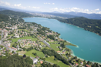 Krumpendorf - Krumpendorf and Wörthersee