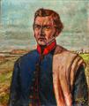 Luis Queirolo Repetto - Artigas en el campamento-1815 boceto parcial.png