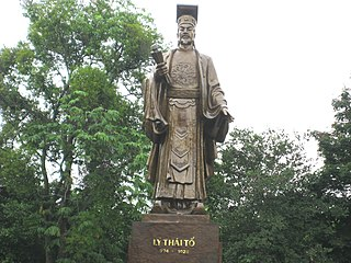 Lý Thái Tổ Vietnamese emperor