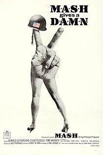 <i>M*A*S*H</i> (film) 1970 American satirical black comedy war film