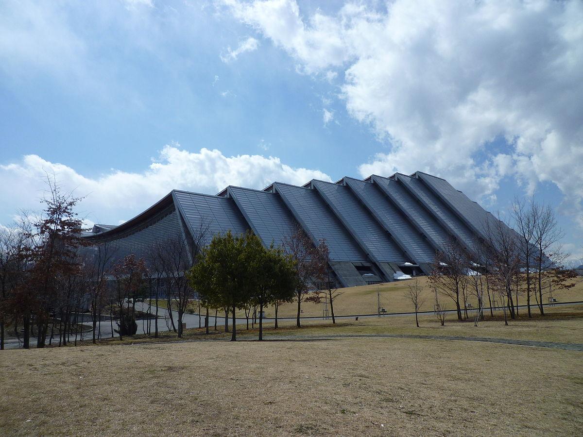 長野市オリンピック記念アリーナ wikipedia