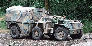 Gama Goat 6×6 Cargo