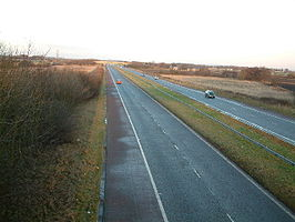 M58 Motorway (the quiet one) - geograph.org.uk - 96347.jpg