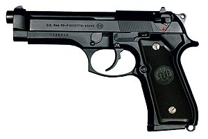 Joint Service Small Arms Program - Beretta M9