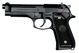 Beretta - Beretta M9
