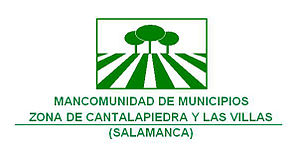 Mancomunidad - Logo of the Mancomunidad of Cantalapiedra y Las Villas, Province of Salamanca, Spain.