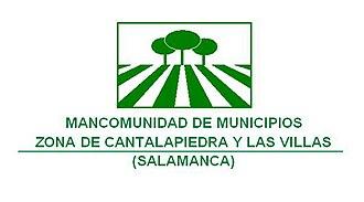 Mancomunidad - Logo of the Mancomunidad of Cantalapiedra y Las Villas, Province of Salamanca, Spain.