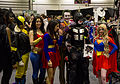 MCM London 2014 - Heros and Villains (14269724844).jpg