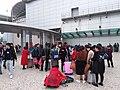 MC 澳門 Macau 關閘 Portas do Cerco 關閘廣場 Praça das Portas do Cerco border gate square bus terminus January 2019 SSG 07.jpg