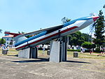 MGM-1C Matador Display at Tainan Air Force Base 20130810b.jpg