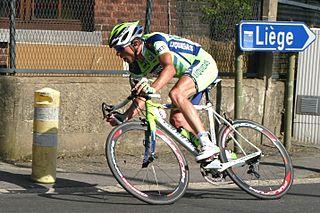 Vladimir Miholjević Croatian cyclist