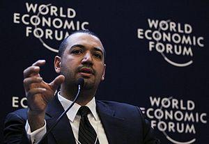 Moez Masoud - Moez Masoud at Davos, 2012