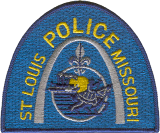 Metropolitan Police Department, City of St. Louis Law enforcement agency in St. Louis City, Missouri, US
