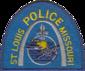 St. Louis Metropolitan Police Department's patch