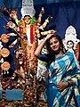 Maa Durga makes happy everyone.jpg