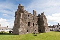 MacLellan's Castle exterior 2 August 2013.jpg