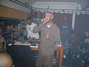 Madlib - Madlib at Stones Throw Records special, December 4, 2005