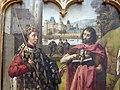 Maestro di dreux budé, crocifissione del parlamento di parigi, 1450 ca. 02.JPG