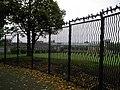 Main Entrance St Cuthbert's High School - geograph.org.uk - 72633.jpg