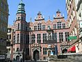 Main Town of Gdańsk, Great Armoury (view from Piwna Street).jpg