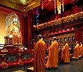 Maitreya Bodhisattva and Monks Singapore.jpeg