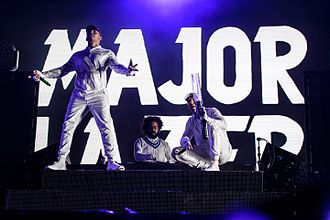 Major Lazer - Image: Major Lazer Im Park 2016 (13 von 15)