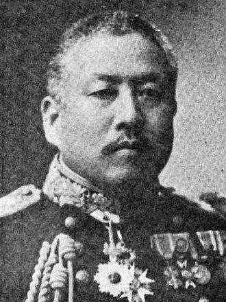 Saitō Makoto - Admiral Saitō in 1906